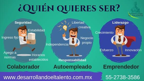 Colaborador, autoempleado o emprendedor: ¡Tú eliges!