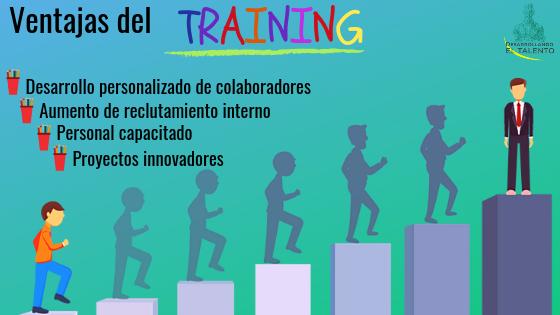 Training: Qué es y cuáles son sus ventajas