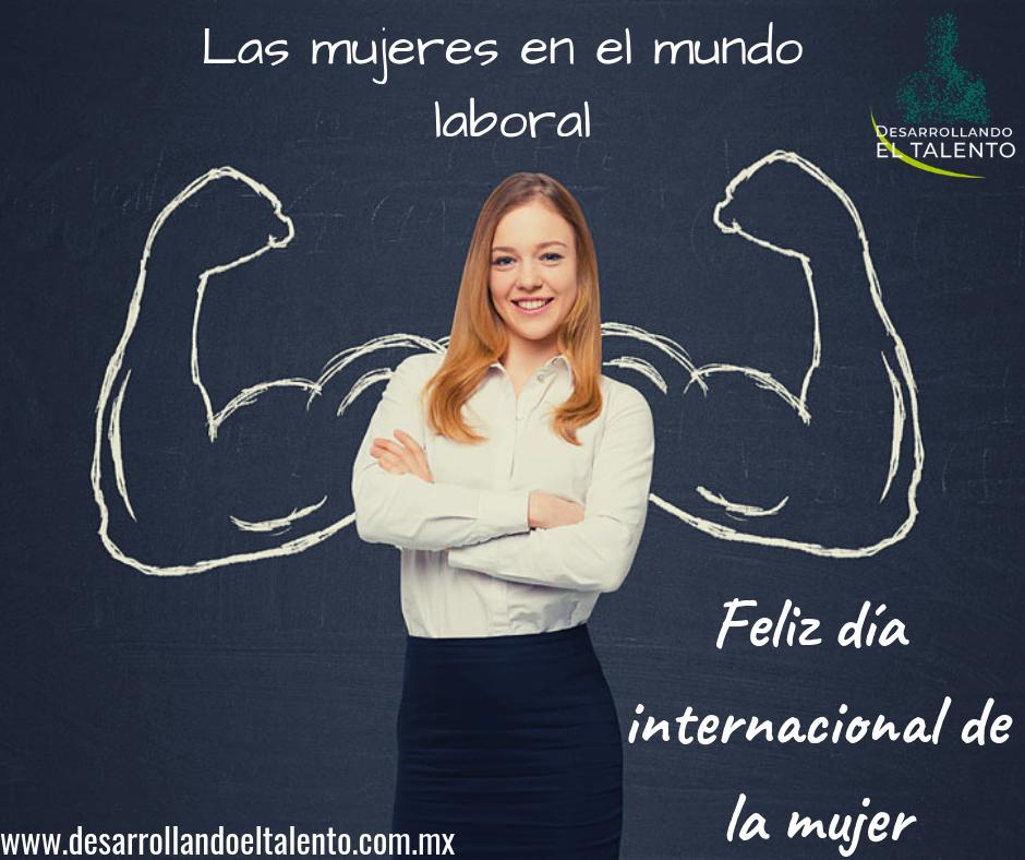 Mujeres en el mundo laboral