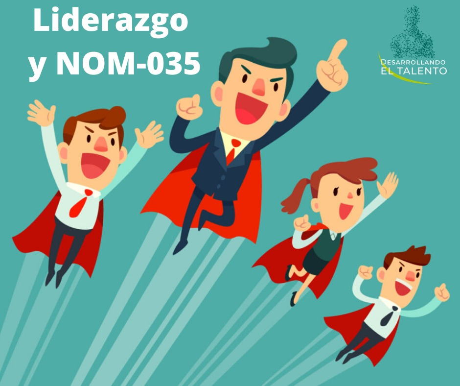 Liderazgo y la NOM-035